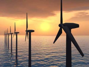 Current Administration's Climate Action Plan For Offshore Wind Farm